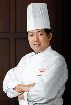中国料理 柳城 料理長