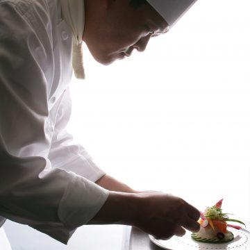 鈴木直也 レストラン統括料理長就任記念賞味会