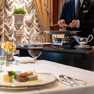 フレンチレストラン「エスコフィエ」<br>トラディショナルディナー