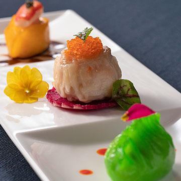 中国料理「柳城」YA・MU・CYAコース