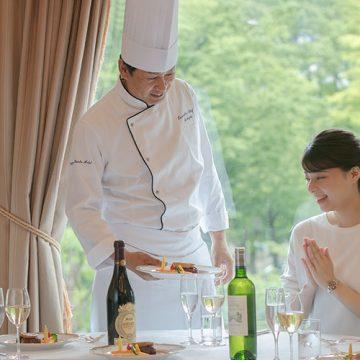 出張どこでもシェフ<br>~名古屋観光ホテルの料理をお届け~