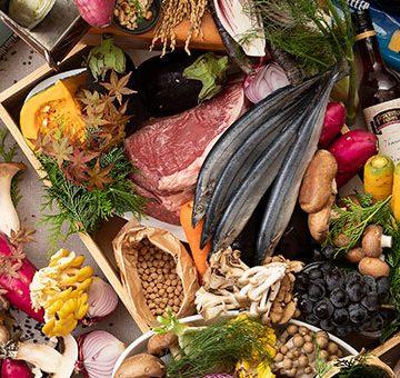 ライブキッチン ジャルダン<br>秋の収穫祭フェア