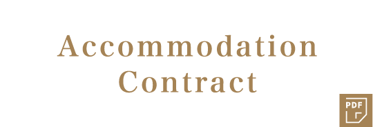 Accommodation Contract
