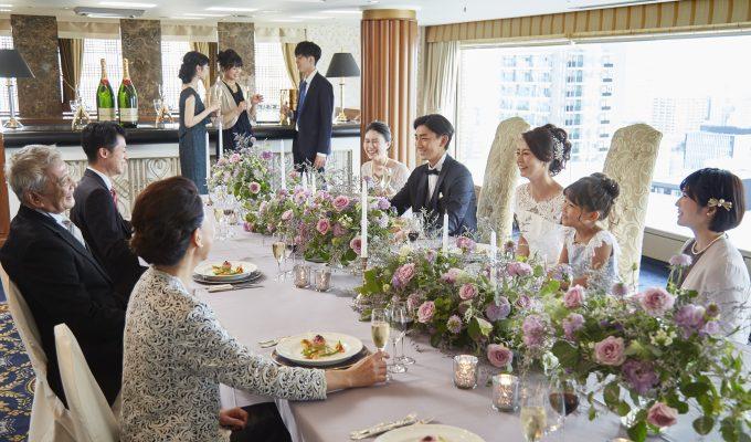 「Sky Wedding Plan」 -Style B-