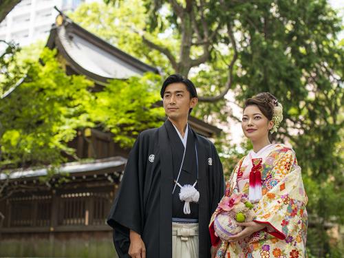 若宮八幡社挙式『若宮』  名古屋観光ホテル披露宴プラン